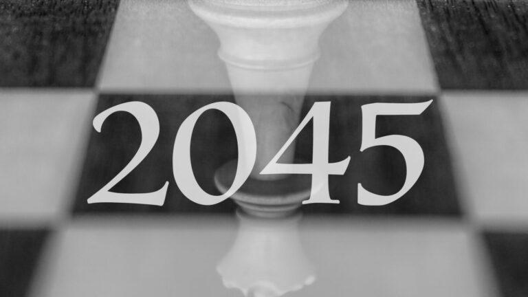 2045: War of the Sexes